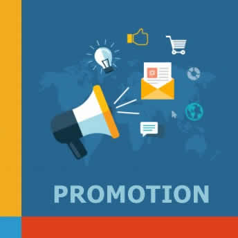 Marketing Promotion Communications PR